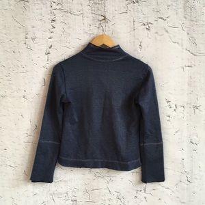 FERAL CHILDE Sweaters - FERAL CHILDE BLUE SWEATER S